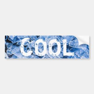 Ice cool bumper sticker