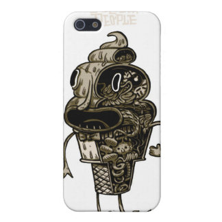 Ice Cream Anatomy Case For iPhone 5/5S