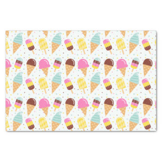 Ice Cream and Popsicle Tissue paper