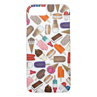 Ice Cream and Popsicles Summer Treats Phone Case