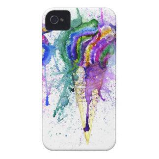 Ice Cream Art 3 iPhone 4 Cases