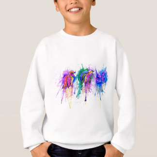 Ice Cream Art 3 Sweatshirt