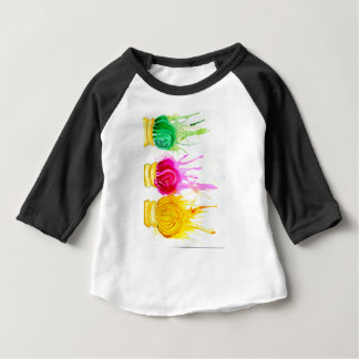Ice Cream Art Baby T-Shirt