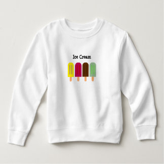 Ice cream bar sweatshirt