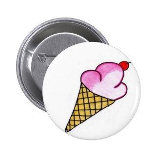 Ice cream button