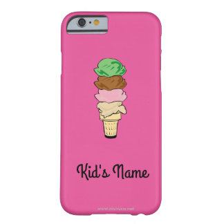 Ice Cream Cone Barely There iPhone 6 Case