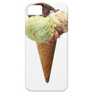 Ice Cream Cone iPhone 5/5S Covers