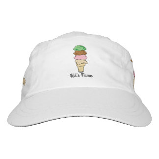 Ice Cream Cone Hat