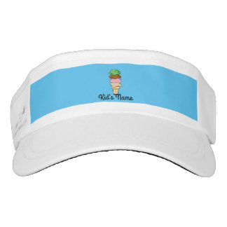 Ice Cream Cone Visor