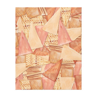 Ice Cream Cones Canvas Prints