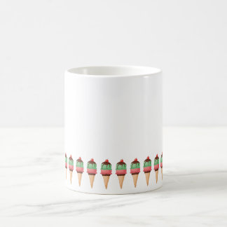 Ice Cream Cones Coffee Mug