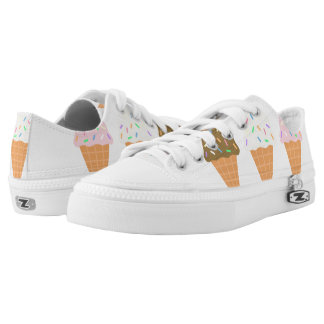 Ice Cream Cones Shoes