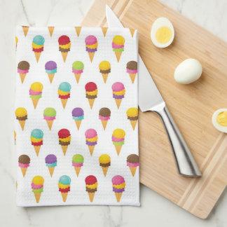 Ice Cream Cones Towels