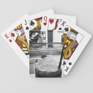 Ice Cream Float New Jersey Airport Playing Cards