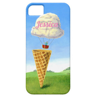 """""""Ice Cream Float"""" Painting Case For The iPhone 5"""