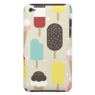 Ice Cream & Frozen Treats IPod Touch Case