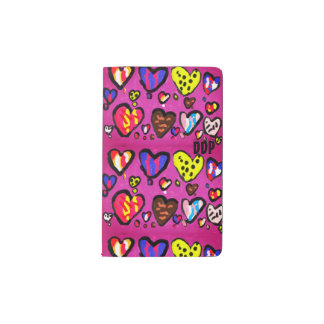 ice cream heart pocket moleskine notebook