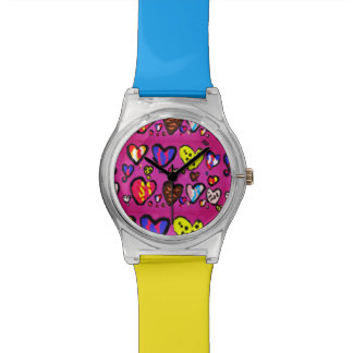 ice cream heart watch