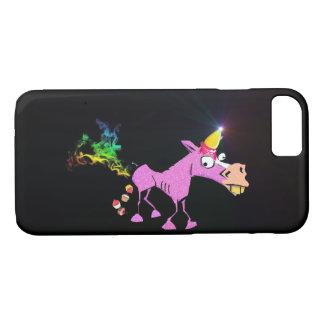 Ice Cream Horn - Donkey Corn iPhone 7 Case