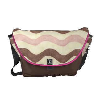 Ice Cream Inspired Courier Bag