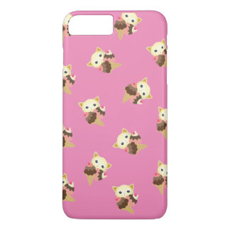 Ice Cream Kitty iPhone 7 Snap Case! iPhone 7 Plus Case