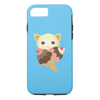 Ice Cream Kitty iPhone 7 Tough Case! iPhone 7 Case