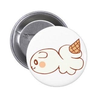 Ice-cream market icecream market 2 inch round button