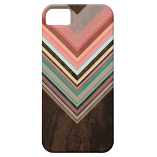 Ice Cream - Modern and Trendy geometric pattern iPhone 5 Cover