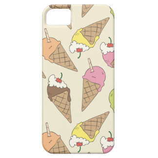 Ice cream pattern case for the iPhone 5