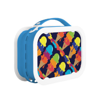 Ice Cream Pattern Yubo Lunchbox