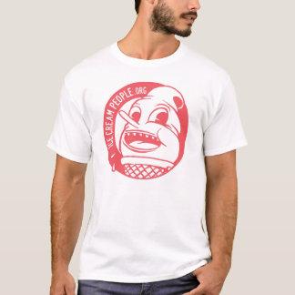 "Ice Cream People ""retro logo"" T-Shirt"