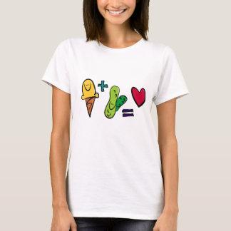 Ice Cream & Pickles T-Shirt