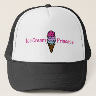 Ice Cream Princess Trucker Hat
