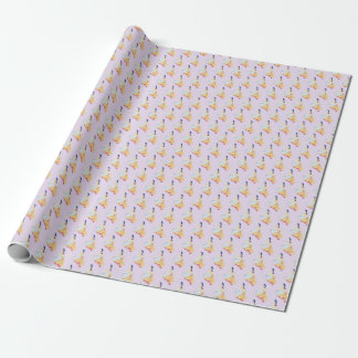 Ice Cream Queen Wrapping Paper