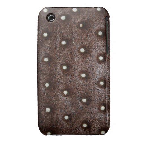Ice Cream Sandwich iphone 3G/3GS Case iPhone 3 Case-Mate Case