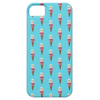 Ice Cream Skeleton iPhone Case