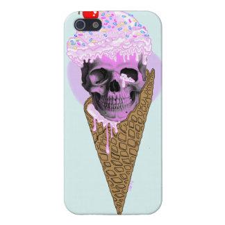 Ice Cream Skull Case For The iPhone 5