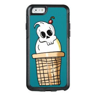 Ice Cream Skull Cone OtterBox iPhone 6/6s Case