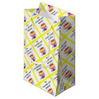 ice cream small gift bag