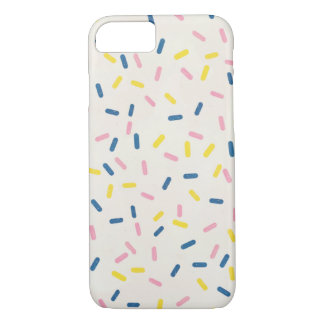 Ice Cream Sprinkles iPhone 7 iPhone 7 Case