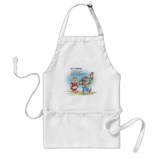 Ice Cream Standard Apron