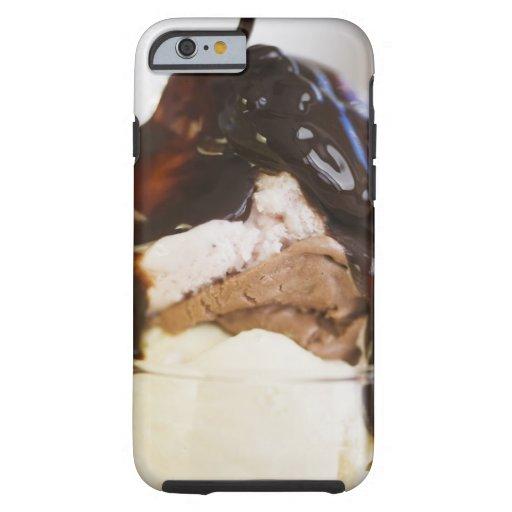 Ice cream sundae iPhone 6 case