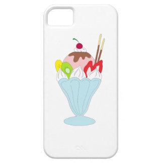 Ice Cream Sundae iPhone 5 Cases