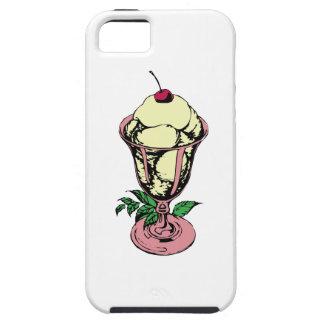 Ice Cream Sundae iPhone 5/5S Cases