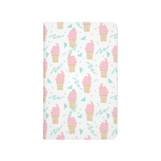 Ice Cream Triangle Pastel Pink / Andrea Lauren Journals
