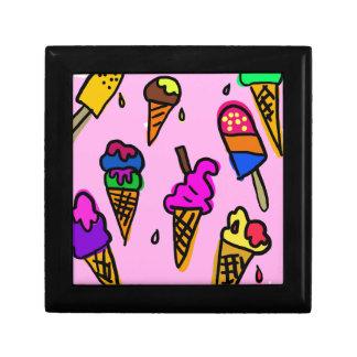 Ice Cream Wallpaper Gift Box