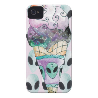 ice cream with foreign fund iPhone 4 Case-Mate case