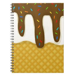 Ice cream zoom notebooks