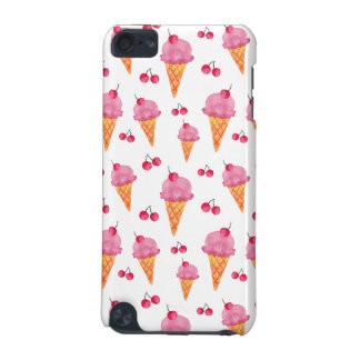 Ice creams & cherries iPod touch (5th generation) case