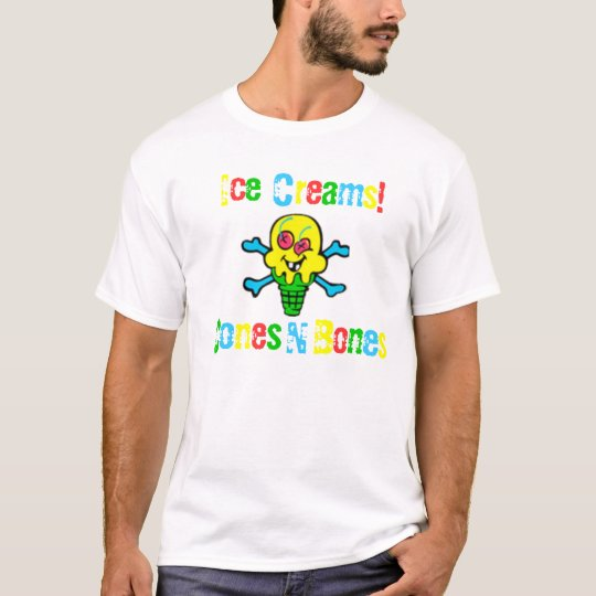 Ice Creams! T-Shirt